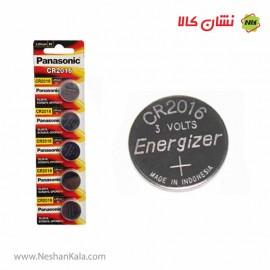 باتری سکه ای CR2016 پاناسونیک