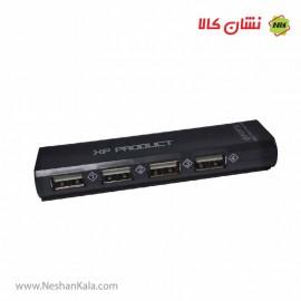 هاب USB چهار پورت ایکس پی مدل XP-H803