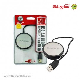 هاب 4 پورت USB ایکس پی مدل XP-H842