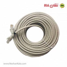 کابل شبکه 10 متری CAT5