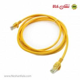 کابل شبکه 2 متری CAT5