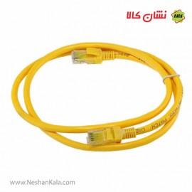 کابل شبکه 1 متری CAT6