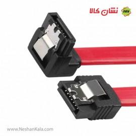 کابل ساتا SATA 2 قفل دار 30 سانتی متر
