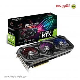 کارت گرافیک 24 گیگابایت ایسوس مدل ASUS ROG STRIX RTX 3090