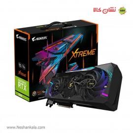 کارت گرافیک 10 گیگ گیگابایت AORUS GeForce RTX 3080