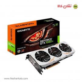 کارت گرافیک 11 گیگ گیگابایت GTX 1080Ti Gaming OC