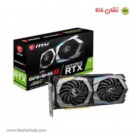 کارت گرافیک 8 گیگابایت ام اس آی مدل GeForce RTX 2060