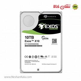 هارد 10 ترابایت سیگیت مدل Exos x10