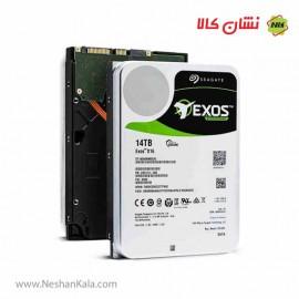 هارد 14 ترابایت سیگیت مدل Exos X16