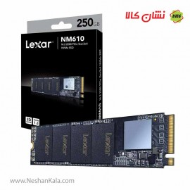 اس اس دی لکسار 256 گیگ مدل NM610