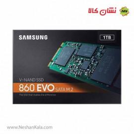 هارد SSD سامسونگ 1 ترابایت مدل Evo 860 m.2