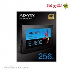 هارد SSD ای دیتا 256 گیگ SU800
