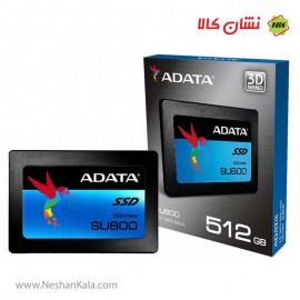 هارد SSD ای دیتا 512 گیگ SU800