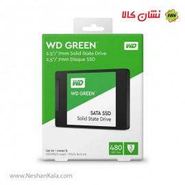 هارد SSD وسترن دیجیتال ظرفیت 480 گیگابایت