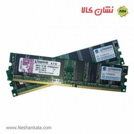 رم DDR1 کینگستون 512 مگابایت