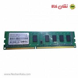 رم کامپیوتر DDR3 ژل 4 گیگابایت