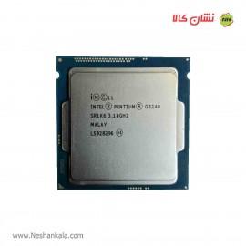 سی پی یو اینتل پنتیوم CPU G3240 سوکت 1150