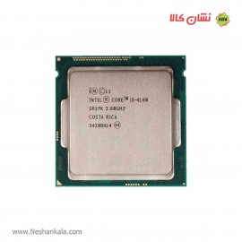 سی پی یو اینتل CPU i3-4160 سوکت 1150