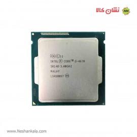 سی پی یو اینتل CPU i5-4670 سوکت 1150