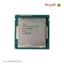 سی پی یو اینتل CPU i5-4670K سوکت 1150