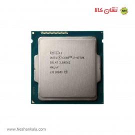 سی پی یو اینتل CPU i7-4770K سوکت 1150
