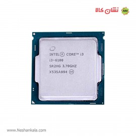 سی پی یو اینتل Core i3-6100 سوکت 1151