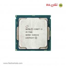 سی پی یو اینتل CPU i3-7100 سوکت 1151