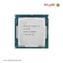 سی پی یو اینتل CPU i3-8100 سوکت 1151