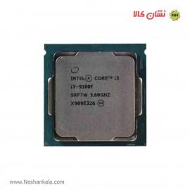 سی پی یو اینتل Core i3-9100F سوکت 1151