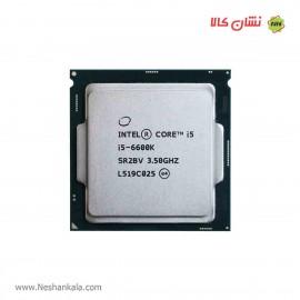 سی پی یو اینتل Core i5-6600K سوکت 1151