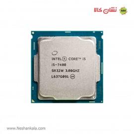 سی پی یو اینتل CPU i5-7400 سوکت 1151