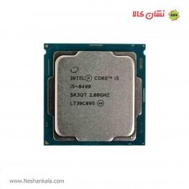 سی پی یو اینتل CPU Core i5-8400 سوکت 1151