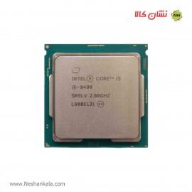سی پی یو اینتل CPU Core i5-9400 سوکت 1151