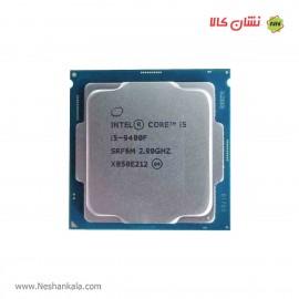 سی پی یو اینتل Core i5-9400F سوکت 1151