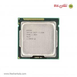 سی پی یو اینتل CPU i5 2400 سوکت 1155