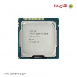سی پی یو اینتلCPU Core i5-3470 سوکت 1155