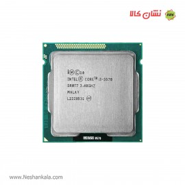 سی پی یو اینتل CPU i5-3570 سوکت 1155