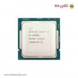 سی پی یو اینتل Core i5-10600K سوکت 1200