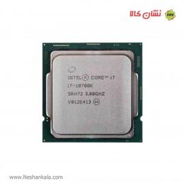 سی پی یو اینتل cpu i7-10700K سوکت 1200