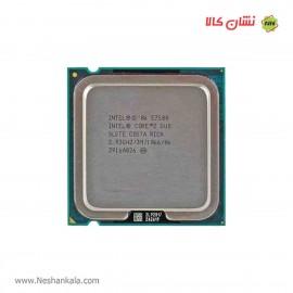 سی پی یو اینتل CPU E7500